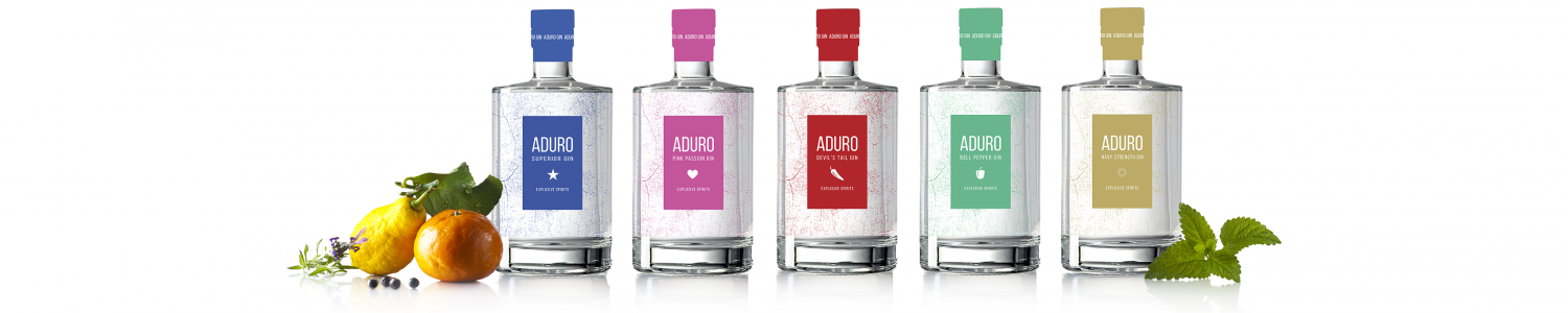 Aduro Gin Collectie