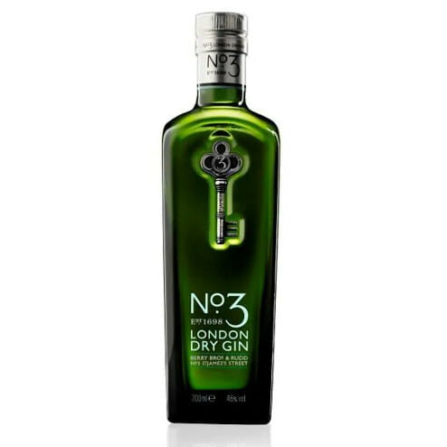 London No 3 London Dry Gin