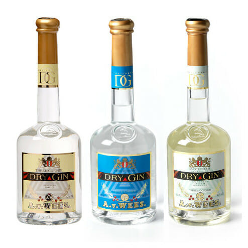 Three Corners Van Wees Distiller's Collection